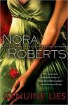 Bantam; http://www.randomhouse.com/book/155745/genuine-lies-by-nora-roberts
