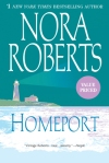 Text design, Kristin del Rosario; http://www.us.penguingroup.com/nf/Book/BookDisplay/0,,9780425233566,00.html?Homeport_Nora_Roberts