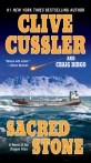 Cover illustration, Jim Griffin; cover handlettering, Lawrence Ratzkin; cover design, Rich Hasselberger; http://www.us.penguingroup.com/nf/Book/BookDisplay/0,,9780425201022,00.html?Sacred_Stone_Clive_Cussler