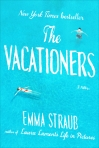 Book design, Meighan Cavanaugh; http://www.penguin.com/book/the-vacationers-by-emma-straub/9781594631573
